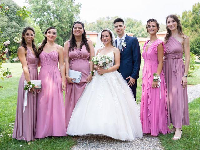 Il matrimonio di Luca e Debora a Vigasio, Verona 239