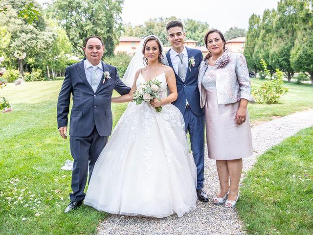 Il matrimonio di Luca e Debora a Vigasio, Verona 240
