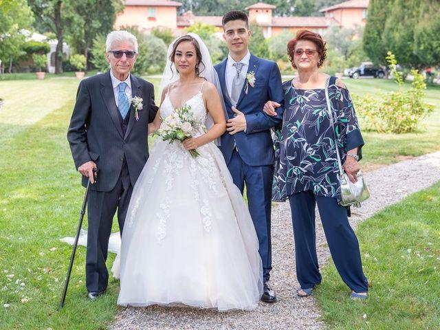 Il matrimonio di Luca e Debora a Vigasio, Verona 241