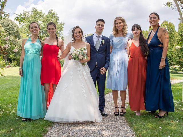 Il matrimonio di Luca e Debora a Vigasio, Verona 242