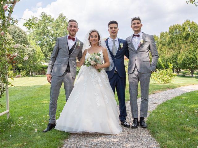 Il matrimonio di Luca e Debora a Vigasio, Verona 243