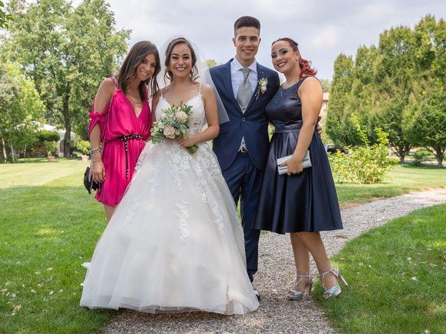 Il matrimonio di Luca e Debora a Vigasio, Verona 246