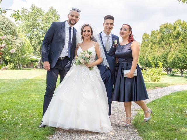 Il matrimonio di Luca e Debora a Vigasio, Verona 247