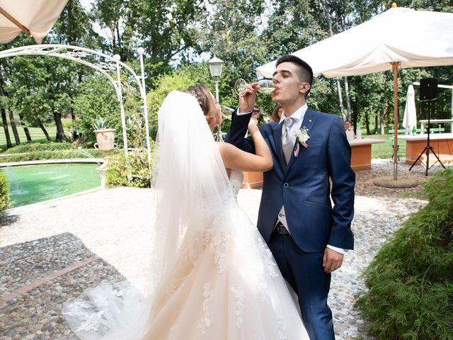 Il matrimonio di Luca e Debora a Vigasio, Verona 248