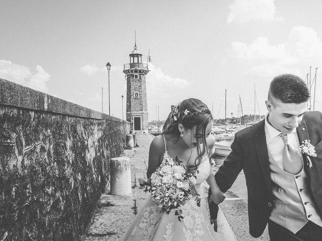 Il matrimonio di Luca e Debora a Vigasio, Verona 254