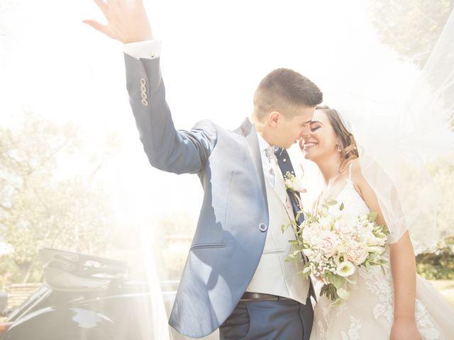 Il matrimonio di Luca e Debora a Vigasio, Verona 256