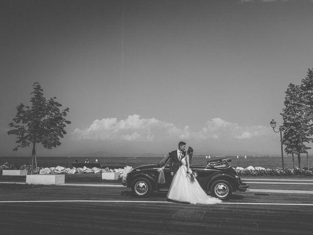 Il matrimonio di Luca e Debora a Vigasio, Verona 278
