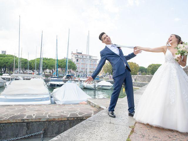 Il matrimonio di Luca e Debora a Vigasio, Verona 281