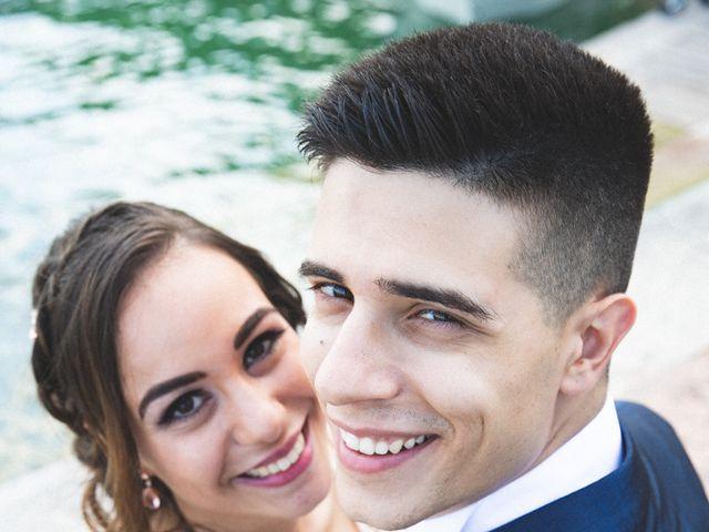 Il matrimonio di Luca e Debora a Vigasio, Verona 284