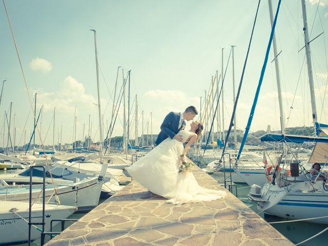 Il matrimonio di Luca e Debora a Vigasio, Verona 287