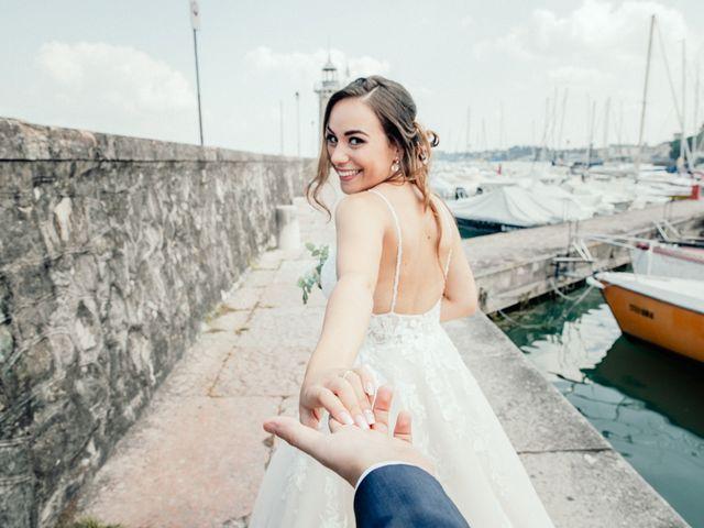 Il matrimonio di Luca e Debora a Vigasio, Verona 290