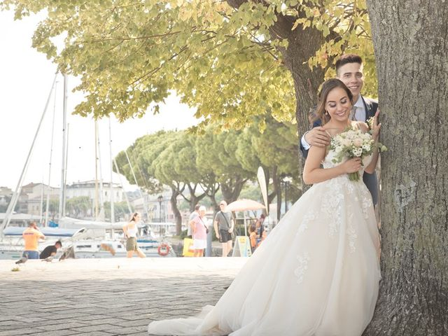 Il matrimonio di Luca e Debora a Vigasio, Verona 292
