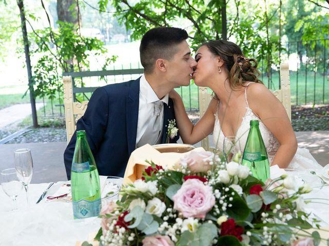 Il matrimonio di Luca e Debora a Vigasio, Verona 309