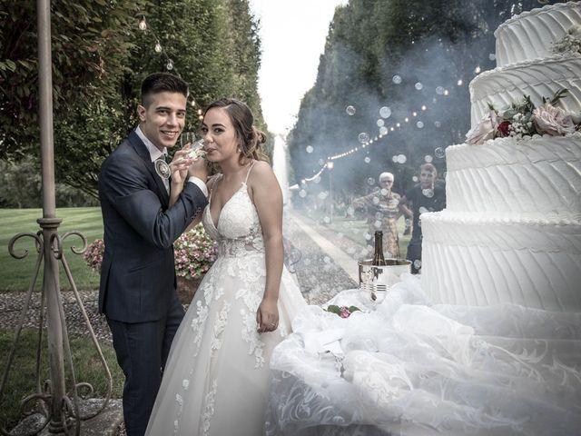 Il matrimonio di Luca e Debora a Vigasio, Verona 369