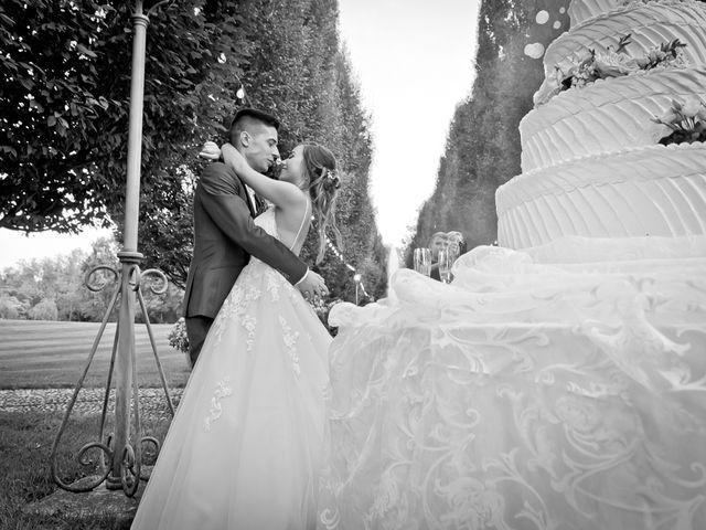 Il matrimonio di Luca e Debora a Vigasio, Verona 370