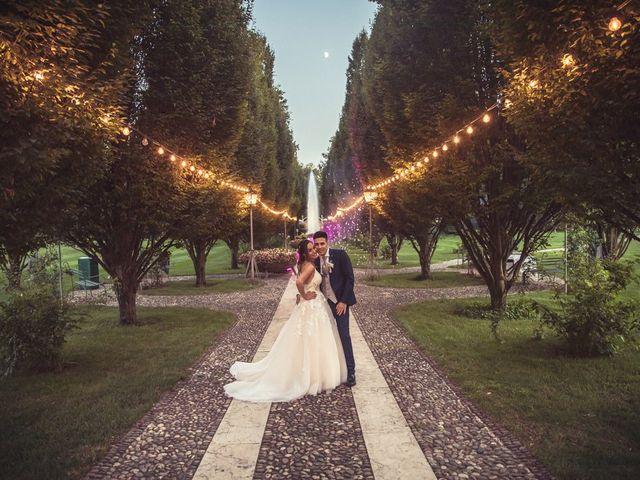 Il matrimonio di Luca e Debora a Vigasio, Verona 401