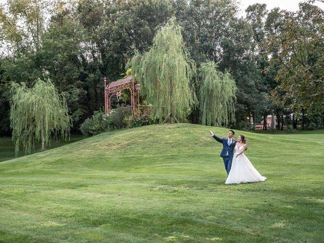 Il matrimonio di Luca e Debora a Vigasio, Verona 403