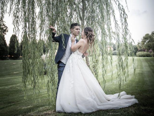 Il matrimonio di Luca e Debora a Vigasio, Verona 405