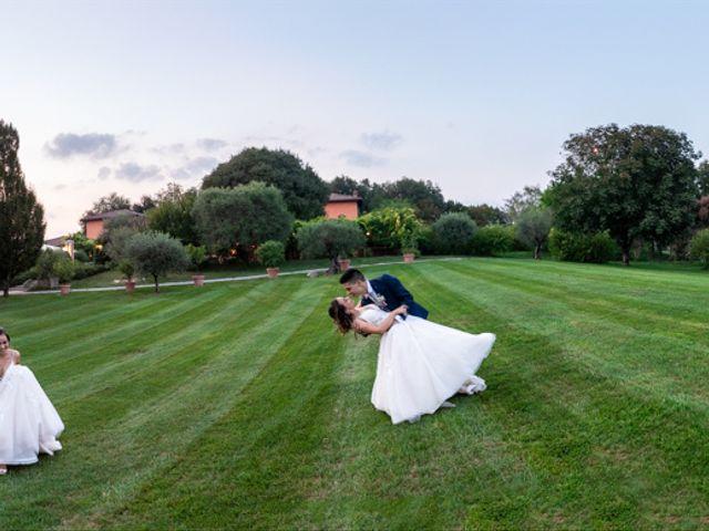 Il matrimonio di Luca e Debora a Vigasio, Verona 406