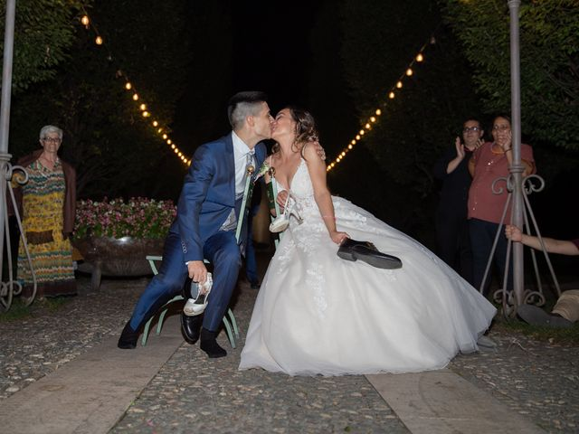 Il matrimonio di Luca e Debora a Vigasio, Verona 419