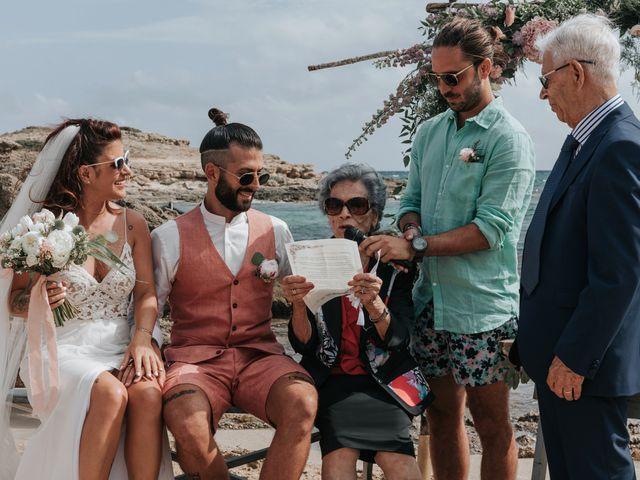 Il matrimonio di Francesco e Elena a Gallipoli, Lecce 24