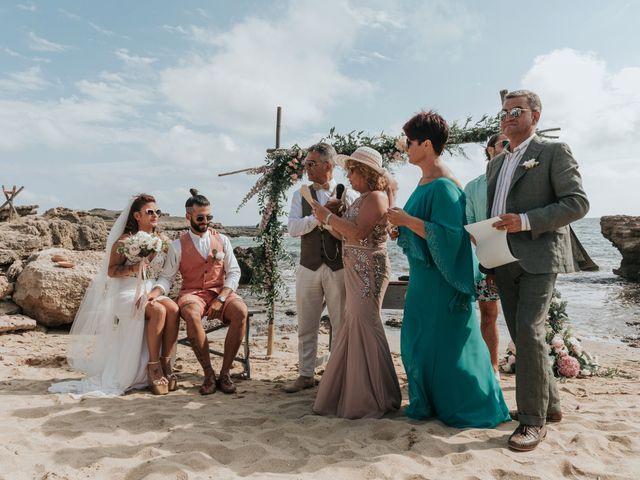 Il matrimonio di Francesco e Elena a Gallipoli, Lecce 28