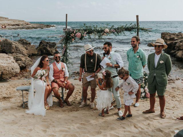 Il matrimonio di Francesco e Elena a Gallipoli, Lecce 33