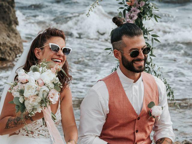 Il matrimonio di Francesco e Elena a Gallipoli, Lecce 34