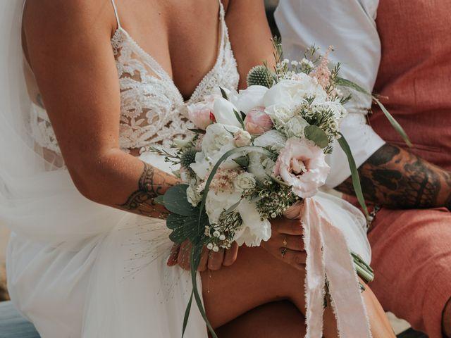 Il matrimonio di Francesco e Elena a Gallipoli, Lecce 36