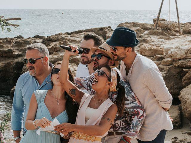 Il matrimonio di Francesco e Elena a Gallipoli, Lecce 42