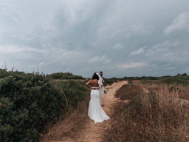 Il matrimonio di Francesco e Elena a Gallipoli, Lecce 55