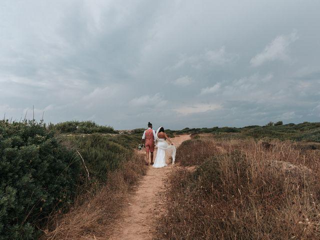 Il matrimonio di Francesco e Elena a Gallipoli, Lecce 56