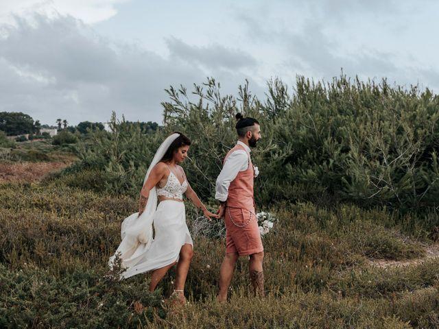 Il matrimonio di Francesco e Elena a Gallipoli, Lecce 62