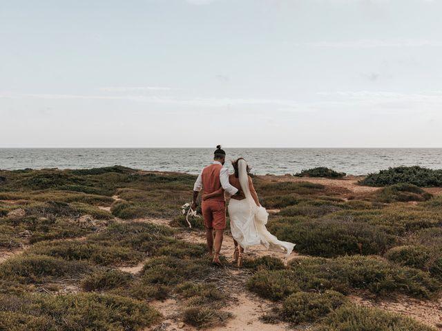 Il matrimonio di Francesco e Elena a Gallipoli, Lecce 63