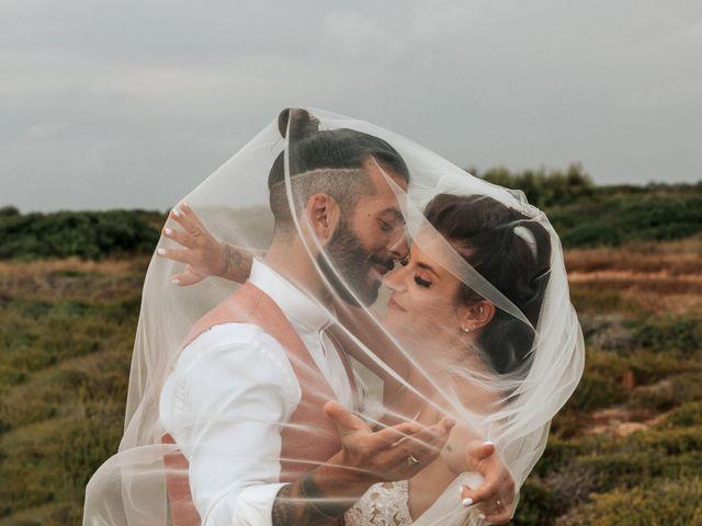 Il matrimonio di Francesco e Elena a Gallipoli, Lecce 64