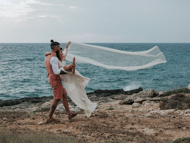 Il matrimonio di Francesco e Elena a Gallipoli, Lecce 70