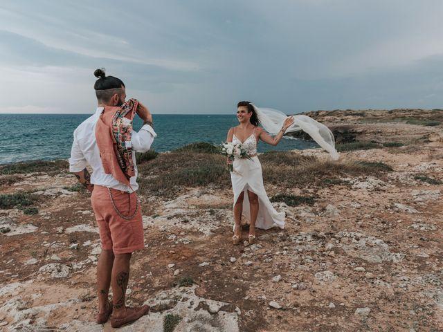 Il matrimonio di Francesco e Elena a Gallipoli, Lecce 72