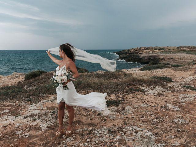 Il matrimonio di Francesco e Elena a Gallipoli, Lecce 74
