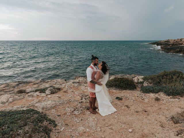 Il matrimonio di Francesco e Elena a Gallipoli, Lecce 77