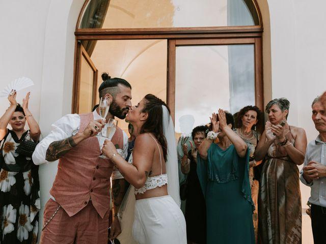 Il matrimonio di Francesco e Elena a Gallipoli, Lecce 83