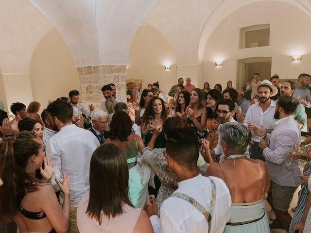 Il matrimonio di Francesco e Elena a Gallipoli, Lecce 84