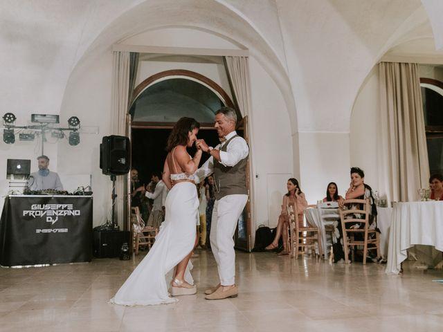Il matrimonio di Francesco e Elena a Gallipoli, Lecce 86