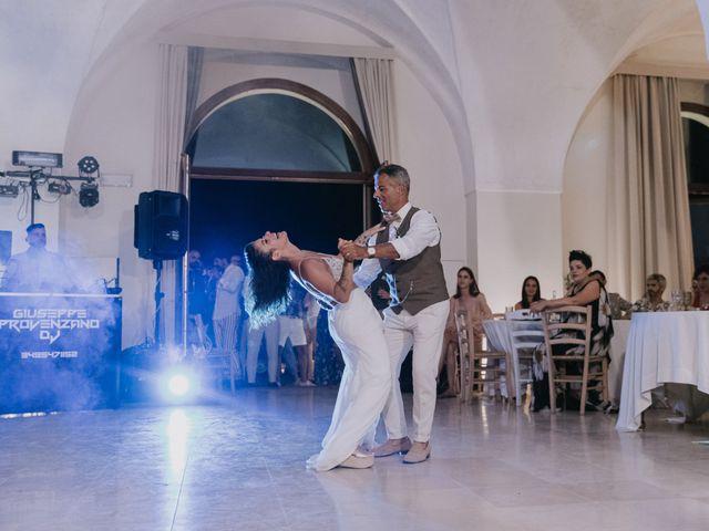 Il matrimonio di Francesco e Elena a Gallipoli, Lecce 87
