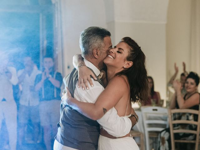 Il matrimonio di Francesco e Elena a Gallipoli, Lecce 89