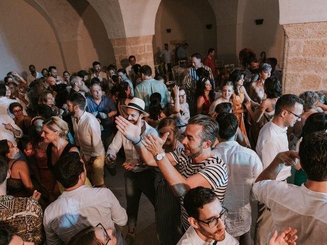 Il matrimonio di Francesco e Elena a Gallipoli, Lecce 90