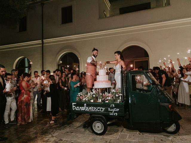 Il matrimonio di Francesco e Elena a Gallipoli, Lecce 91