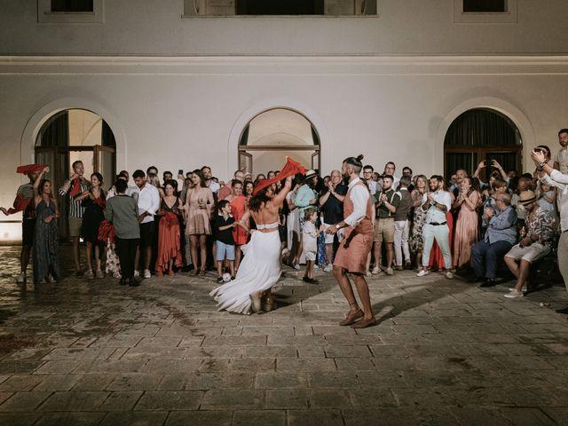 Il matrimonio di Francesco e Elena a Gallipoli, Lecce 94