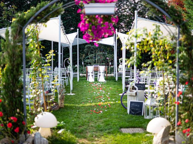 Il matrimonio di Fabrizio e Dalila a Cavour, Torino 5