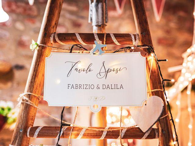 Il matrimonio di Fabrizio e Dalila a Cavour, Torino 10