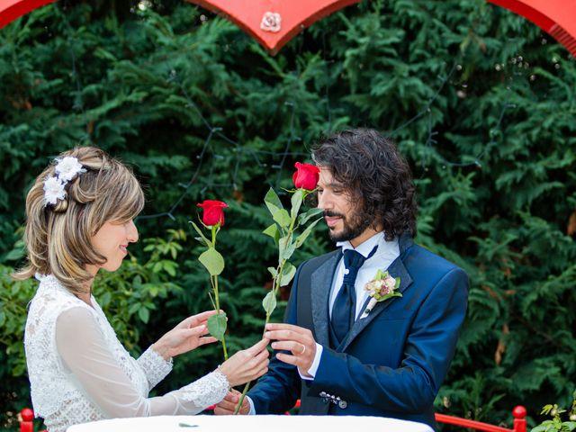 Il matrimonio di Fabrizio e Dalila a Cavour, Torino 18